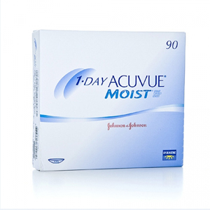 1-DAY ACUVUE MOIST (90ШТ.)